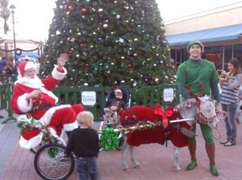 santa-reindeer-elf